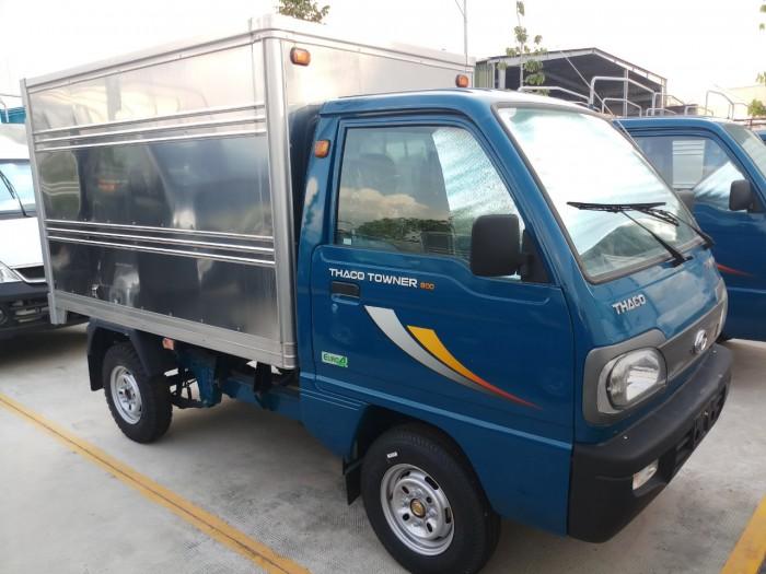 Xe tải Thaco Towner800 tải trọng 900 kg - Xe tải 500 kg - Xe tải 750 kg - Xe tải 800 kg 13