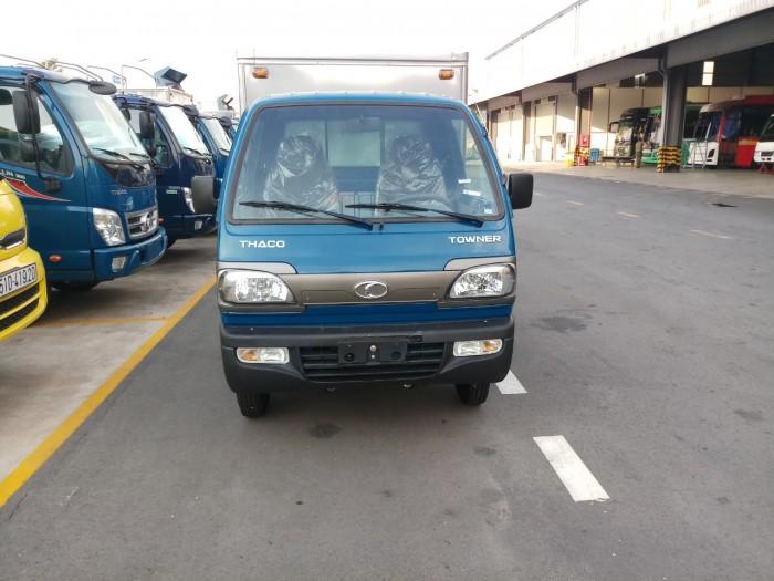 Xe tải Thaco Towner800 tải trọng 900 kg - Xe tải 500 kg - Xe tải 750 kg - Xe tải 800 kg 12