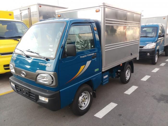 Xe tải Thaco Towner800 tải trọng 900 kg - Xe tải 500 kg - Xe tải 750 kg - Xe tải 800 kg 8