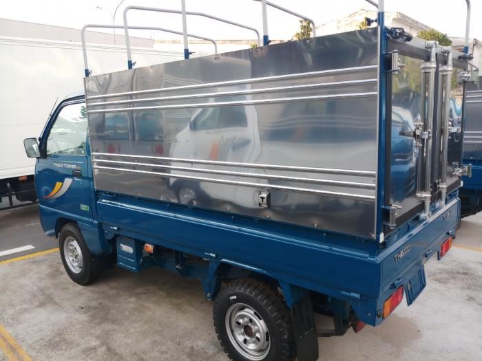Xe tải Thaco Towner800 tải trọng 900 kg - Xe tải 500 kg - Xe tải 750 kg - Xe tải 800 kg 11