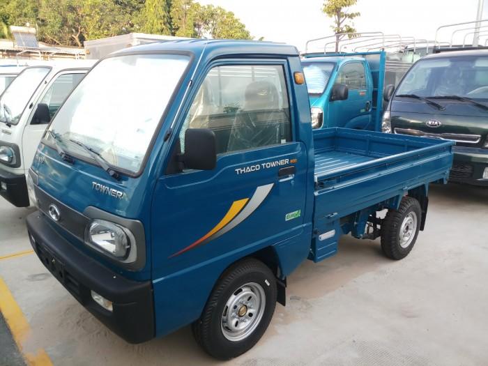 Xe tải Thaco Towner800 tải trọng 900 kg - Xe tải 500 kg - Xe tải 750 kg - Xe tải 800 kg 10