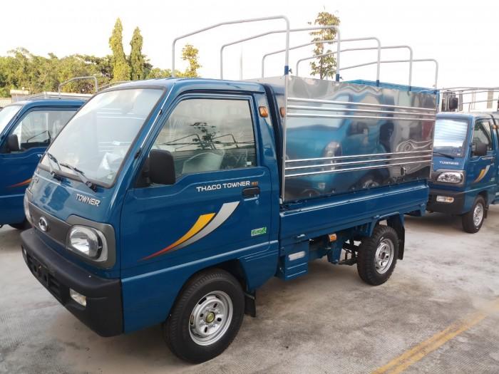 Xe tải Thaco Towner800 tải trọng 900 kg - Xe tải 500 kg - Xe tải 750 kg - Xe tải 800 kg 6