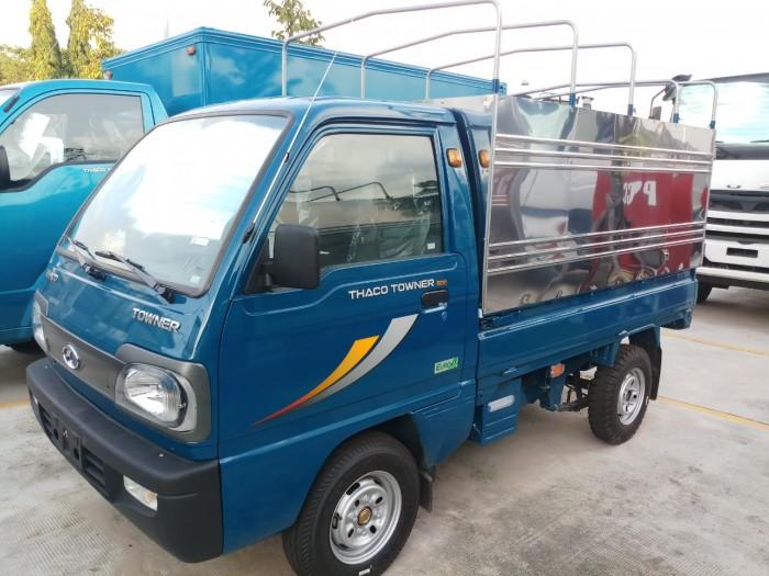 Xe tải Thaco Towner800 tải trọng 900 kg - Xe tải 500 kg - Xe tải 750 kg - Xe tải 800 kg 5
