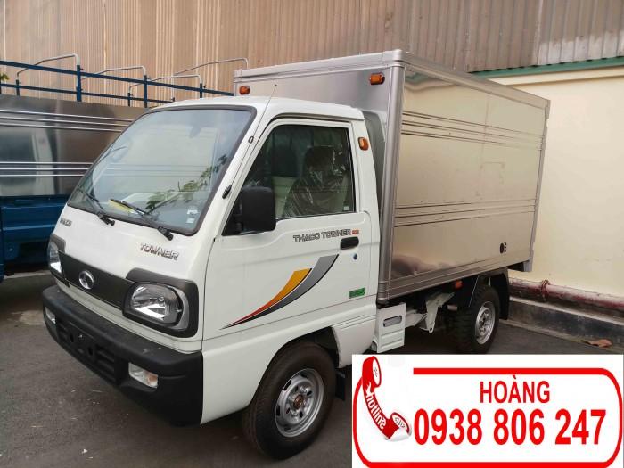 Xe tải Thaco Towner800 tải trọng 900 kg - Xe tải 500 kg - Xe tải 750 kg - Xe tải 800 kg 4