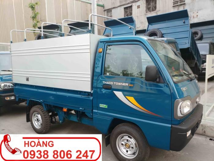 Xe tải Thaco Towner800 tải trọng 900 kg - Xe tải 500 kg - Xe tải 750 kg - Xe tải 800 kg 2