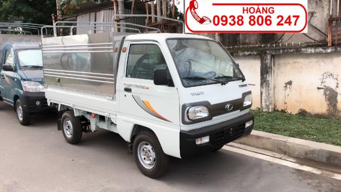 Xe tải Thaco Towner800 tải trọng 900 kg - Xe tải 500 kg - Xe tải 750 kg - Xe tải 800 kg
