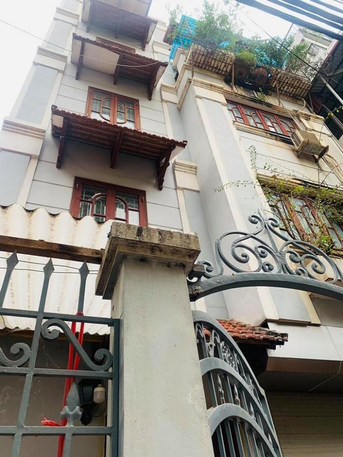 Bán nhà Xuân Diệu 100m 5 tầng 7.2MT  Tây Hồ ô tô tránh thoải mái kinh doanh