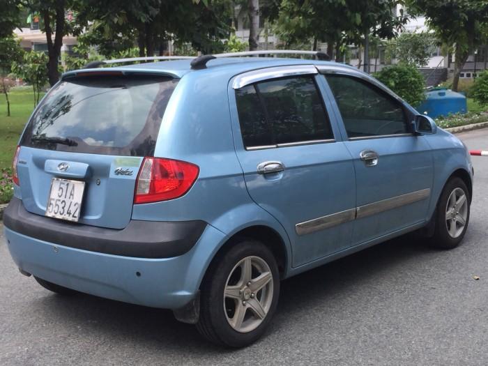 Hyundai Getz sản xuất năm 2010 Số tay (số sàn) Động cơ Xăng