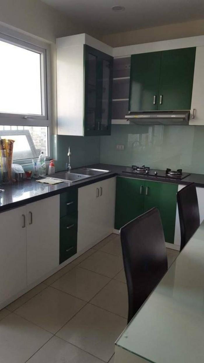 Bán căn hộ GHÉP 3 phòng ngủ, 107.6m2 tại CT4A KĐT mới Xa La Hà Đông