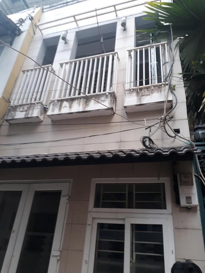 Bán nhà chính chủ, SHR, đường ôtô, Trần Quang Khải, Q.1, 35m2, 3 tấm đúc