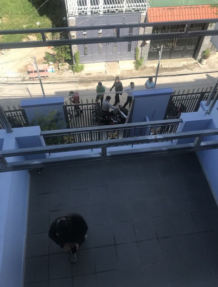 Nhà 5x18 đường lk 4-5 hxh xây 1 trệt 2 lầu