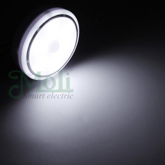 Đèn led nổi trần cảm ứng NTC3