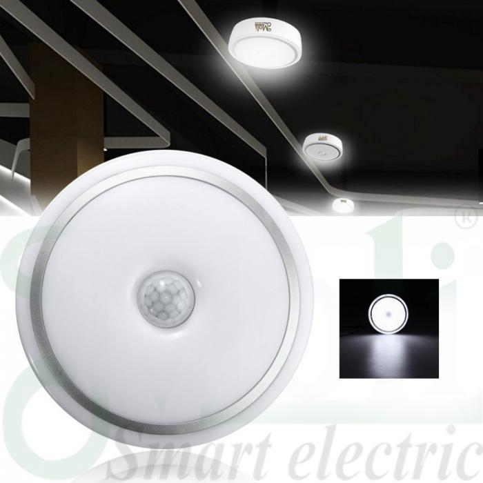 Đèn led nổi trần cảm ứng NTC2