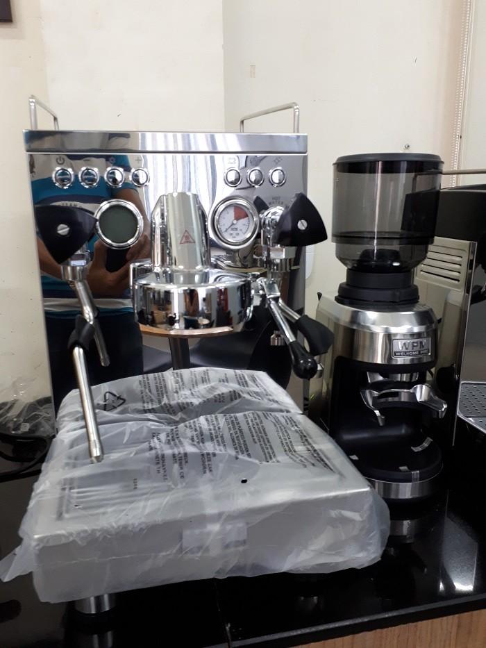 Bán máy pha cà phê Espresso WELHOME 310 WPM.0