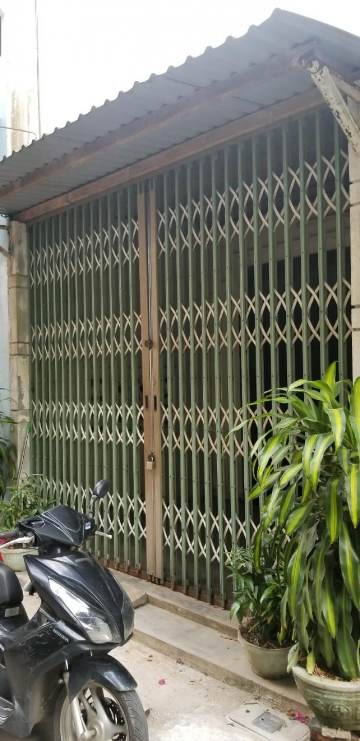 Bán đất có thêm nhà cấp 4 đường Trần Cao Vân – phường Phú Hội – TP Huế. Cách khu Phố Tây chỉ tầm 100m