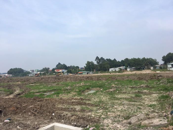 Đất nền trung tâm long thành ngay gần chợ mới