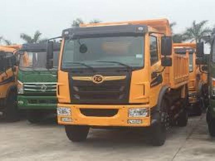 Bán xe Trường Giang 2 cầu 8 tấn 2 giá tốt tại Quảng Ninh