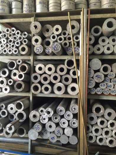 Nhôm ống 6061 cắt quy cách0