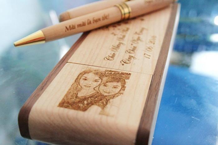 Hộp bút gỗ3