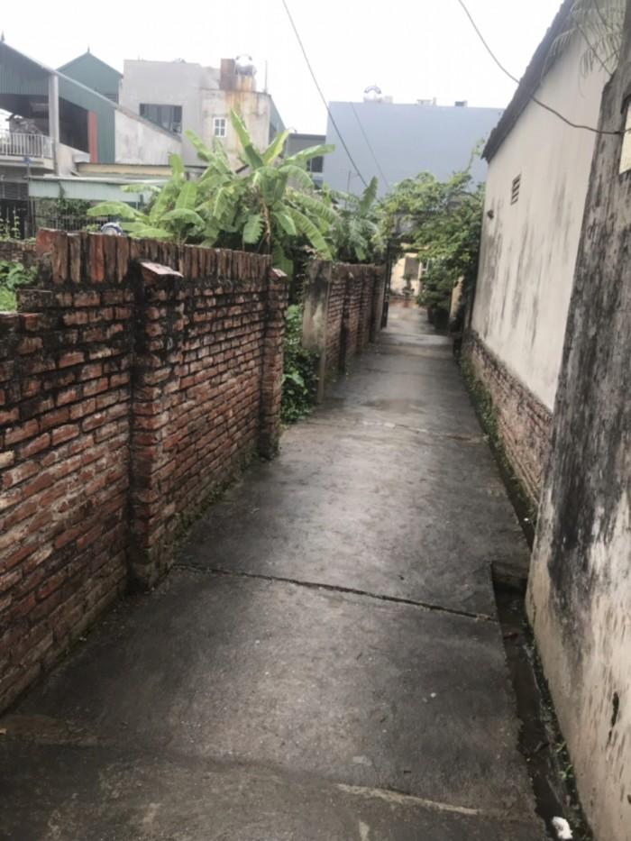 Bán gấp 35m2 đất thổ cư thôn Đại Tự, Kim Chung, Hoài Đức, HN
