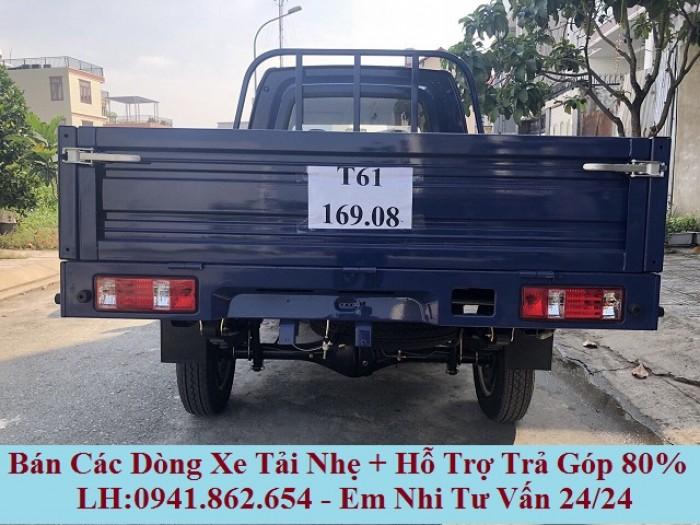 Bán Xe Tải Trường Giang T3 Cabin Kép (5 chỗ) - Hỗ Trợ Vay Cao 80% + Thủ Tục Nhanh Chóng.