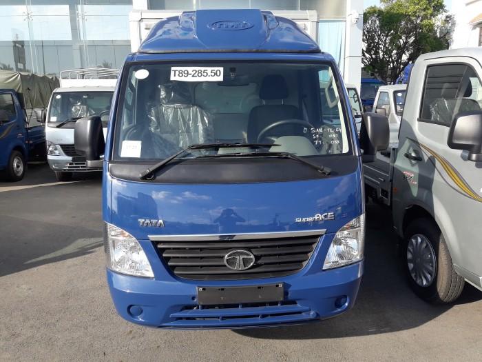 Xe tải TATA 1.2 tấn, vay 80%, tặng 100% trước bạ 2