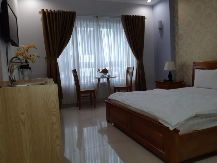 Cho thuê căn hộ dịch vụ với nhiều diện tích lựa chọn trong KĐT Phú Mỹ Hưng Q.7