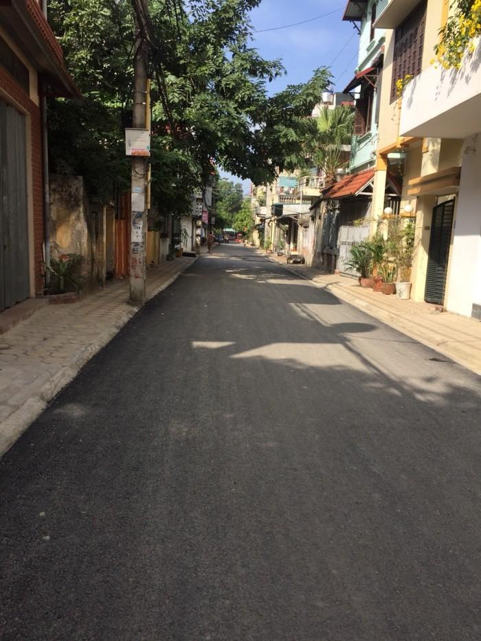 Bán nhà mặt đường Trâu Quỳ, Gia Lâm, diện tích 73m2