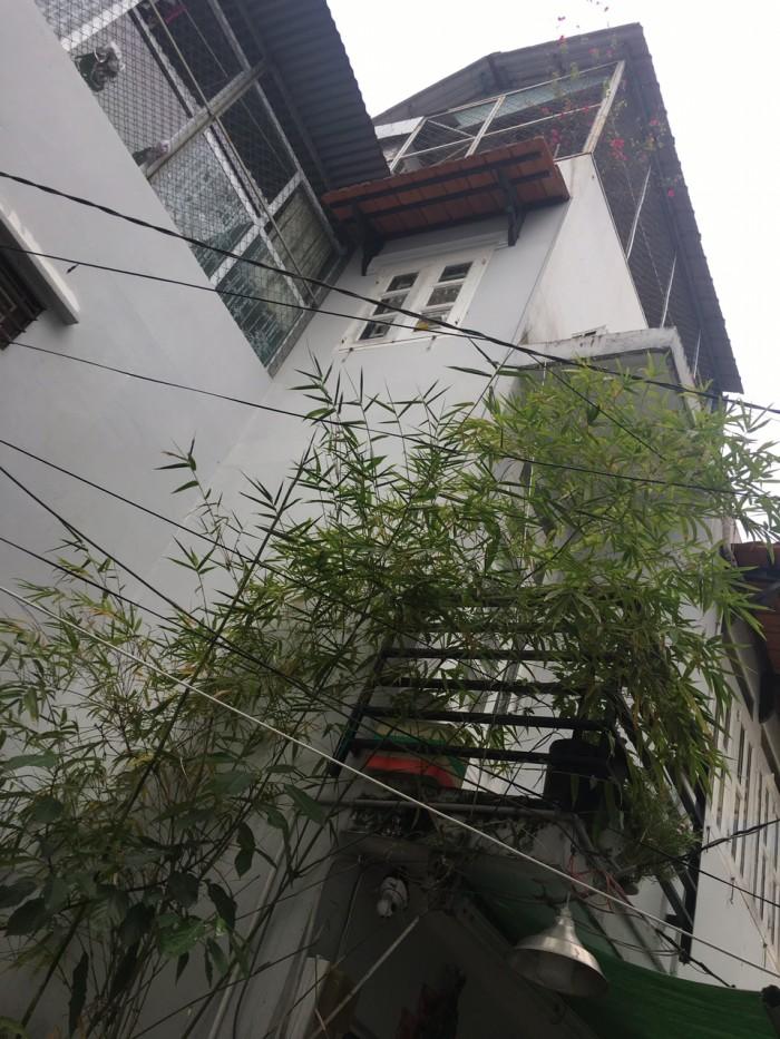 Bán nhà đường Lạc Long Quân