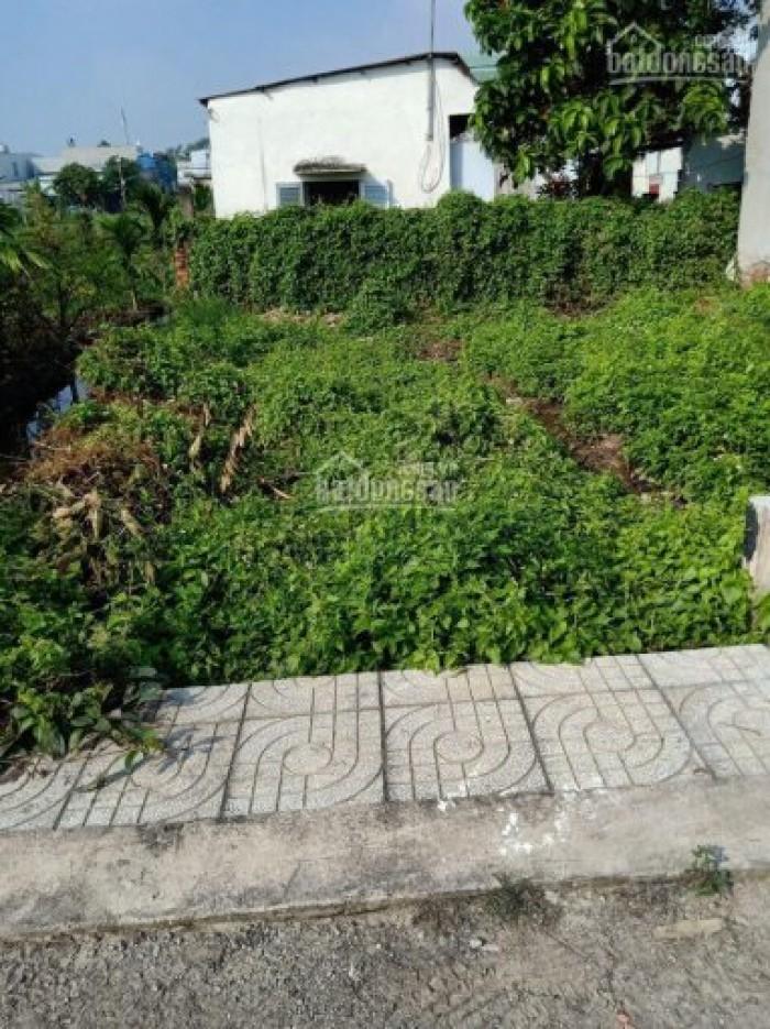 Đất chính chủ Thạnh Xuân 52 quận 12 sổ hồng riêng đường 9m thổ cư 100%
