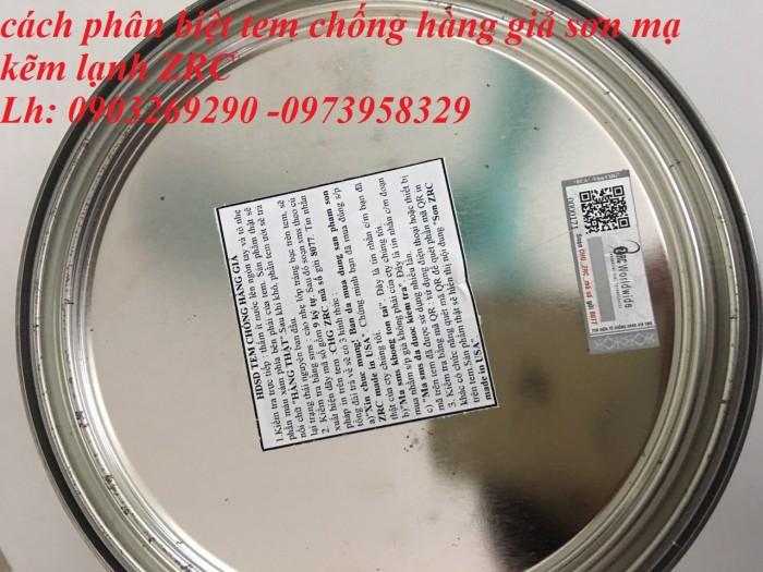 Sơn xịt mạ kẽm ZRC, zincosil, Zincguard, SM5002 - Mỹ , Ý, Úc, Hàn Quốc8