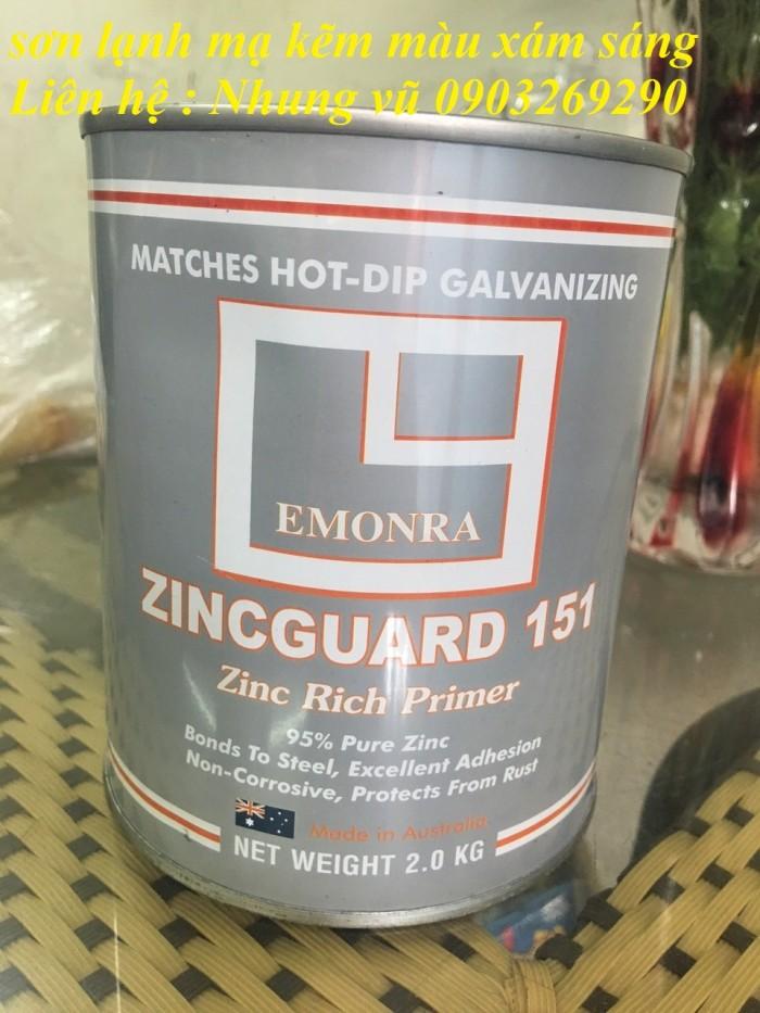 Sơn xịt mạ kẽm ZRC, zincosil, Zincguard, SM5002 - Mỹ , Ý, Úc, Hàn Quốc5