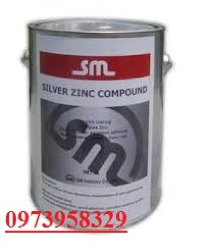 Sơn xịt mạ kẽm ZRC, zincosil, Zincguard, SM5002 - Mỹ , Ý, Úc, Hàn Quốc0