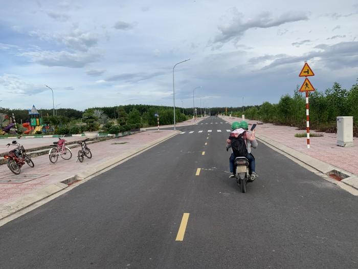 Ngân Hàng thanh lí 4 lô đất Ngay KDC mới gần kề đường 60m đi Sân Bay Quốc tế Long Thành, giá chỉ 500tr/nền
