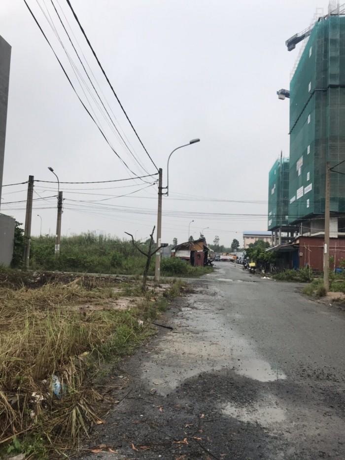 Bán đất nền KDC Cotec ở Phú Xuân lô góc 2 mặt tiền