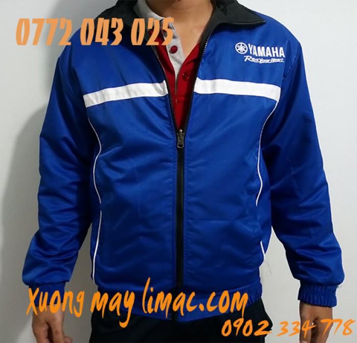 Chuyên cung cấp áo khoác hai mặt Yamaha và Honda