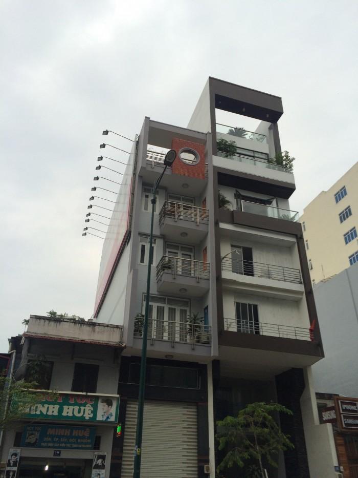 Tôi bán nhà hẻm đường Đặng Văn Ngữ 45m2, 3 tầng, 6 tỷ, Q. PN.