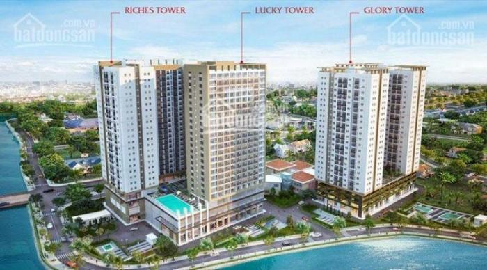 Bán gấp căn hộ RICHMOND Nguyễn Xí, Bình Thạnh, giá rẻ nhất thị trường nhận nhà 2019.