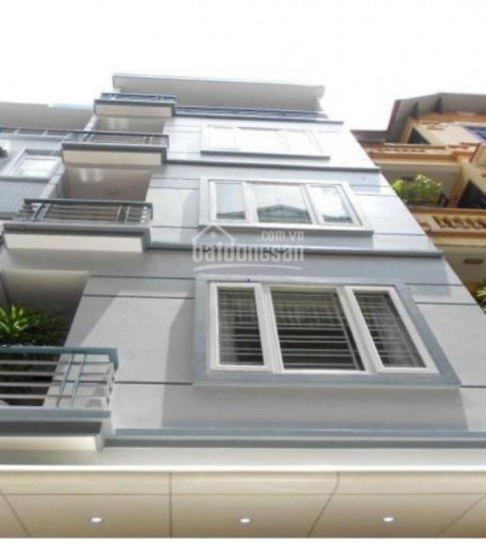Nhà ngõ 106 Triều Khúc 6T kiểu chung cư mini SĐCC