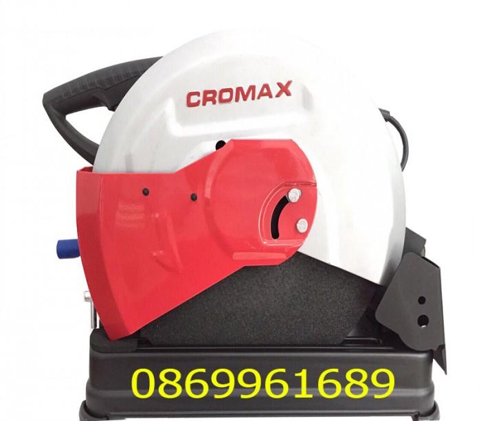 Máy cắt sắt Cromax Cr_8635B