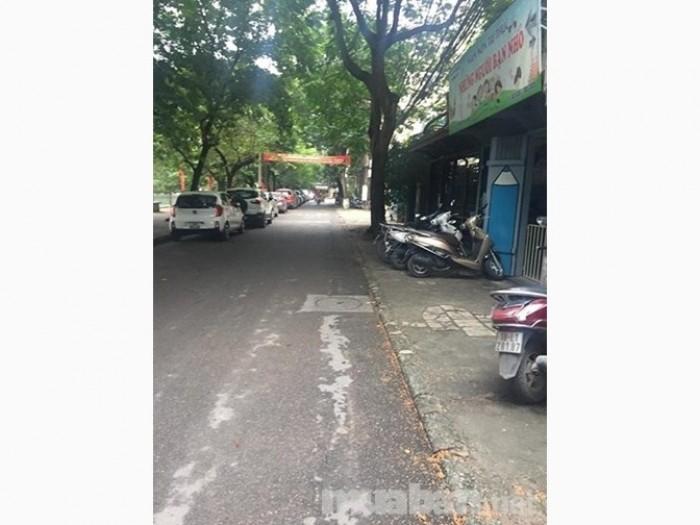 Bán nhà đẹp 5 tầng kinh doanh, view hồ, gara ô tô, mặt phố Kim Đồng giá 12 tỷ