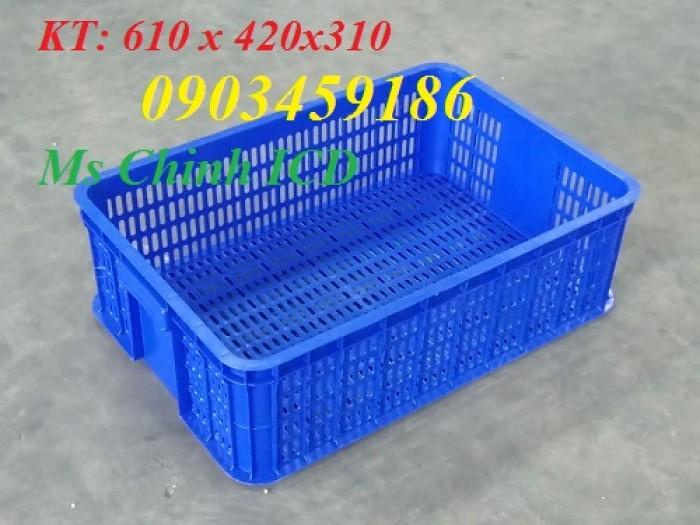 Thùng nhựa đặc, thùng nhưạ hở,thùng nhựa rỗng, thùng nhựa có bánh xe giá rẻ tại Hà Nội9