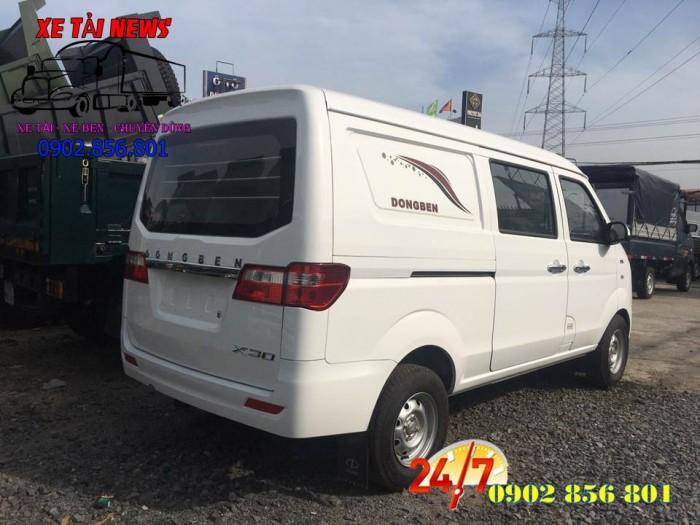Xe bán tải/ xe ban tai/ xe tai dongben/ xe tải vào thành phố 490kg. 5 chổ ngồi. 5