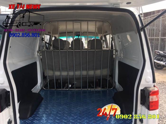 Xe bán tải/ xe ban tai/ xe tai dongben/ xe tải vào thành phố 490kg. 5 chổ ngồi. 6