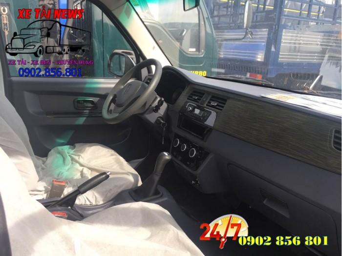 Xe bán tải/ xe ban tai/ xe tai dongben/ xe tải vào thành phố 490kg. 5 chổ ngồi. 2