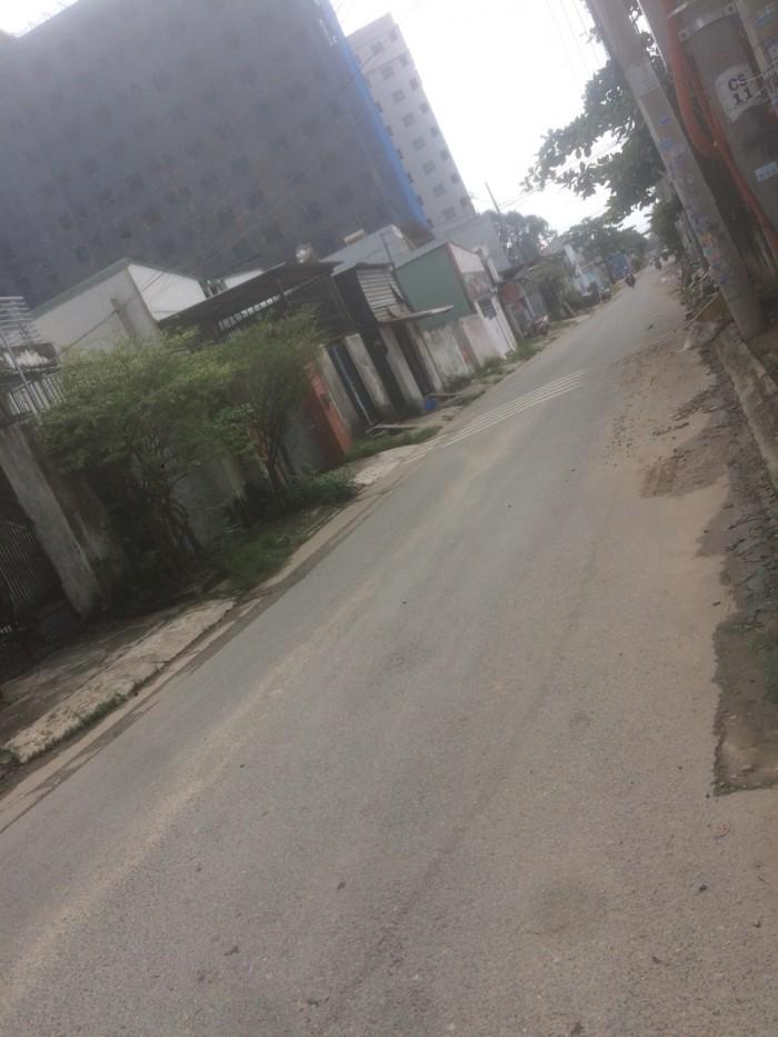 Bán nhanh lô đất 5x18 thổ cư full tại đường số 11 Trường Thọ,Thủ Đức