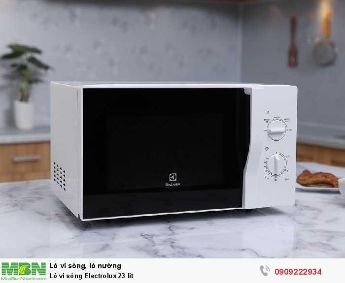 Lò vi sóng Electrolux 23 lit0