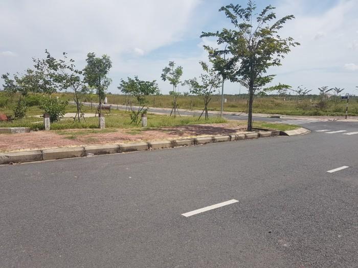 Bán đất thổ cư thị trấn Rạch Kiến 90m2 SHR