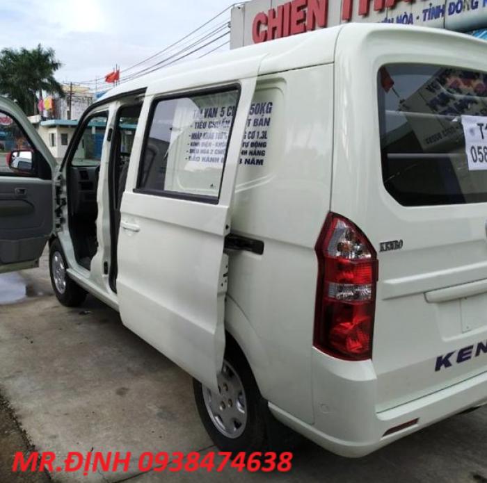 Xe Kenbo (van) 2 chỗ 950kg
