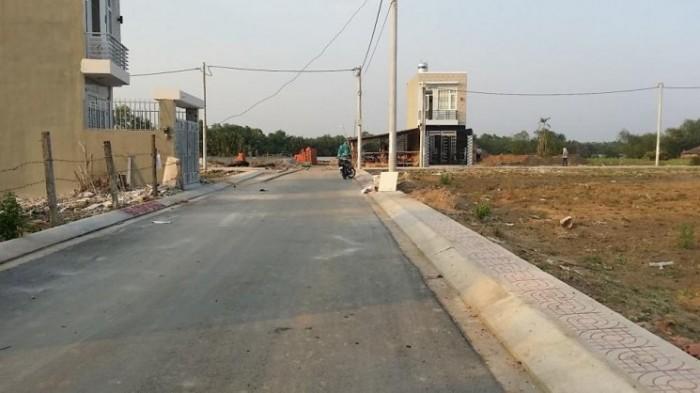Đất Huyện Củ Chi 100m², shr, xdtd